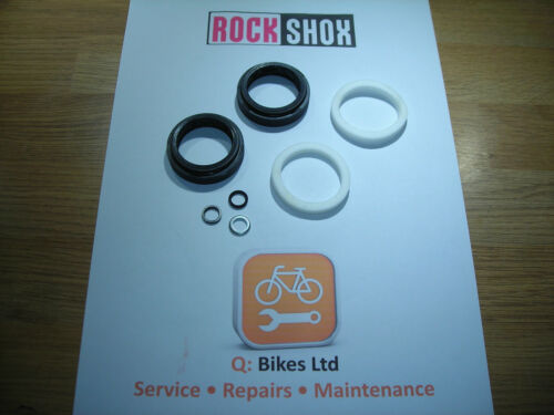 28mm - 35mm Forks RockShox Suspension Forks Seals Foam Rings /& Washers
