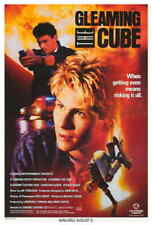 "LicensedNewSlater GLEAMING THE CUBE Movie Poster 27x40/"" Theater Size"