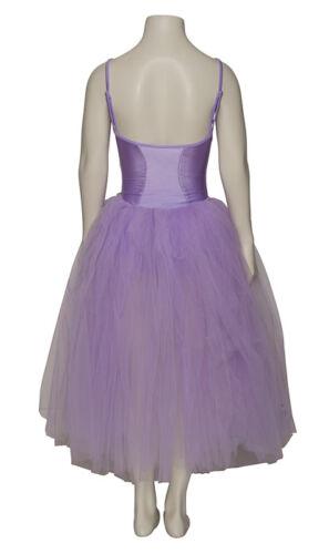 Girls Ladies Romantic Ballet Dance Tutu All Sizes By Katz Dancewear All Colours
