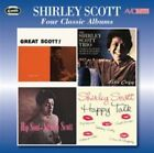 Four Classic Albums 5022810314028 by Shirley Scott CD