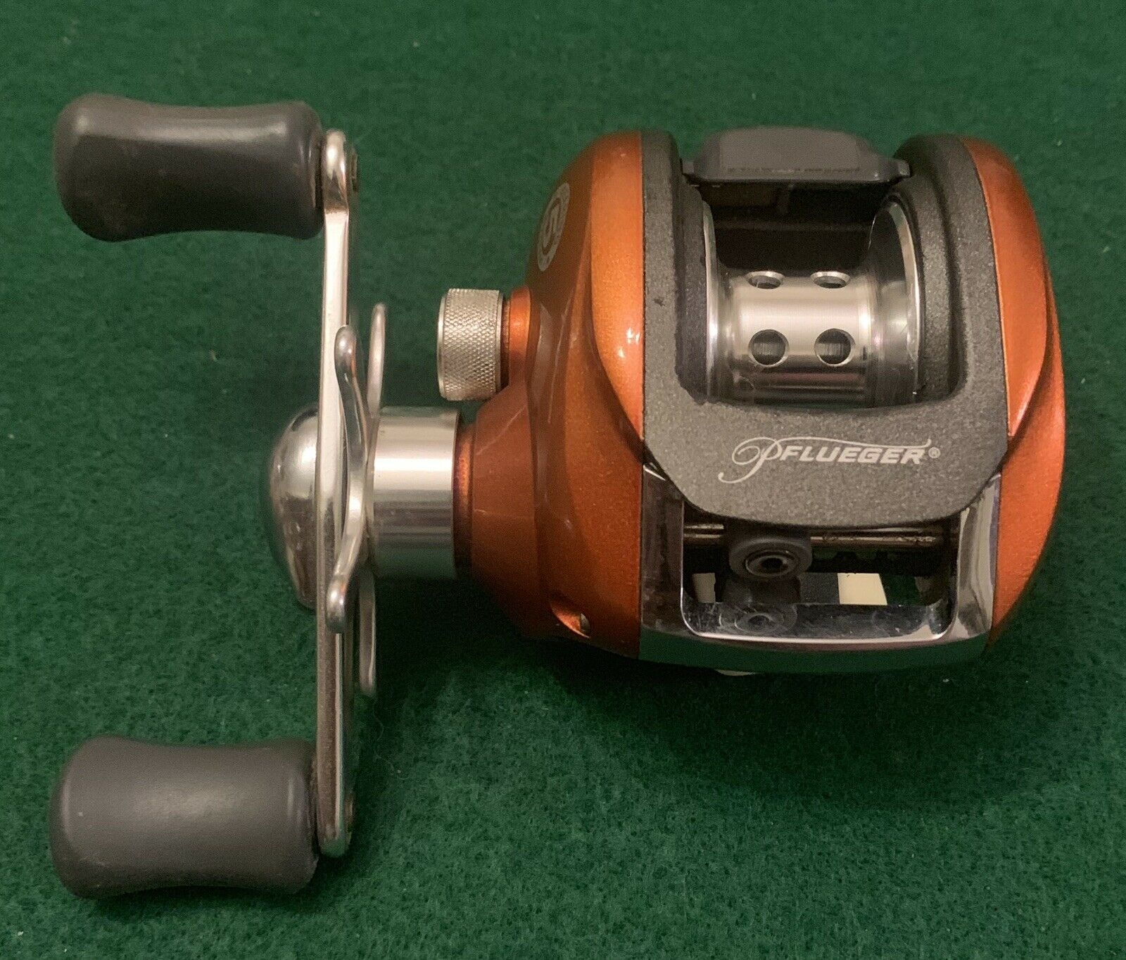 PFLUEGER CRITERION PFLCRITOLP CASTING REEL lavoros Great gratuito SHIPPING