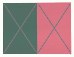 Josef Albers The Interaction Of Color Plate Vi 3 Left Ebay