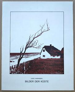 Harry Hardenberg(1935 Stralsund,lebt in Stralsund) Bilder der Küste/Flügelmappe