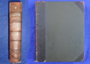 CANADIAN-SCENERY-Two-Volumes-Willis-1842-views-of-Canada-FREEPOST