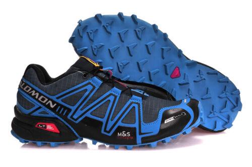 2020 outdoor Men/'s Salomon Speedcross 3 Athletic Running Hiking Sneakers Shoes