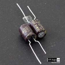 14PCS 47uF 16V ELNA SILMIC ROS for Hi-Fi Audio Silk Capacitors Japan Made