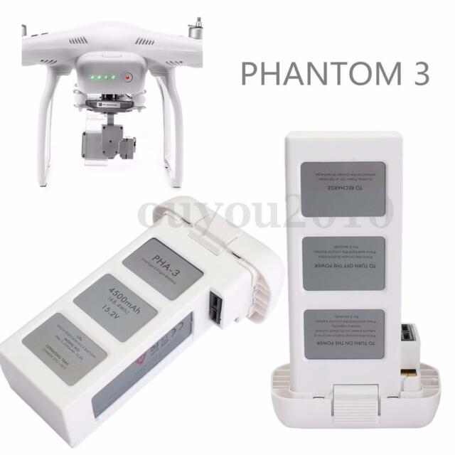 4500mAh 15.2V 4S Professional Intelligent Flight Battery For DJI Phantom 3 New