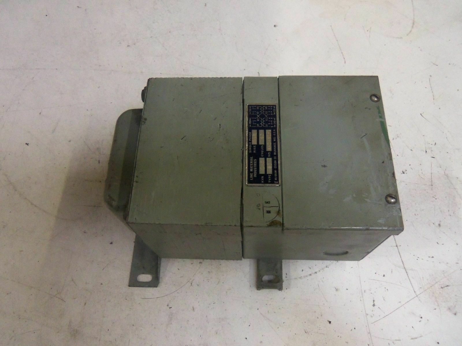 LINE MATERIAL INDUSTRIES WHD-S1F1 USED
