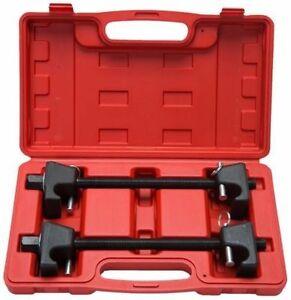 2pc-Coil-Spring-Compressor-For-MacPherson-Struts-Shock-Absorber-Car-Garage-Tool