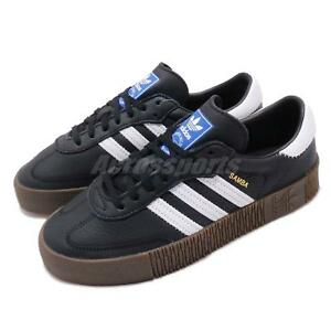 best website 7b0bf aada8 ... adidas-Originals-Sambarose-W-Black-White-Gum-Women-
