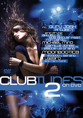 DVD Clubtunes On DVD 2 von Various Artists