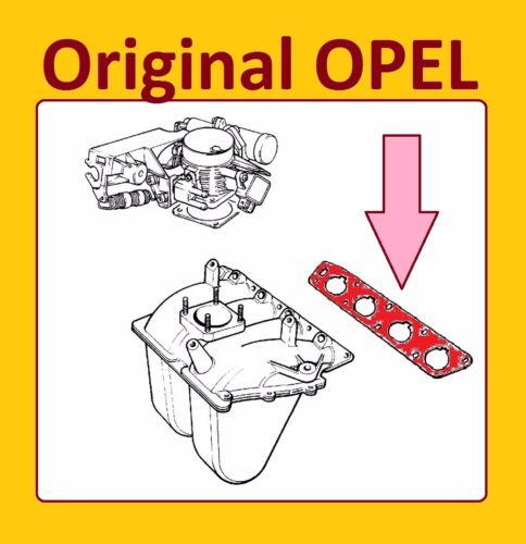 z20ler z20lel x20xev Original Opel juntas aspiración kit admisión x20xer