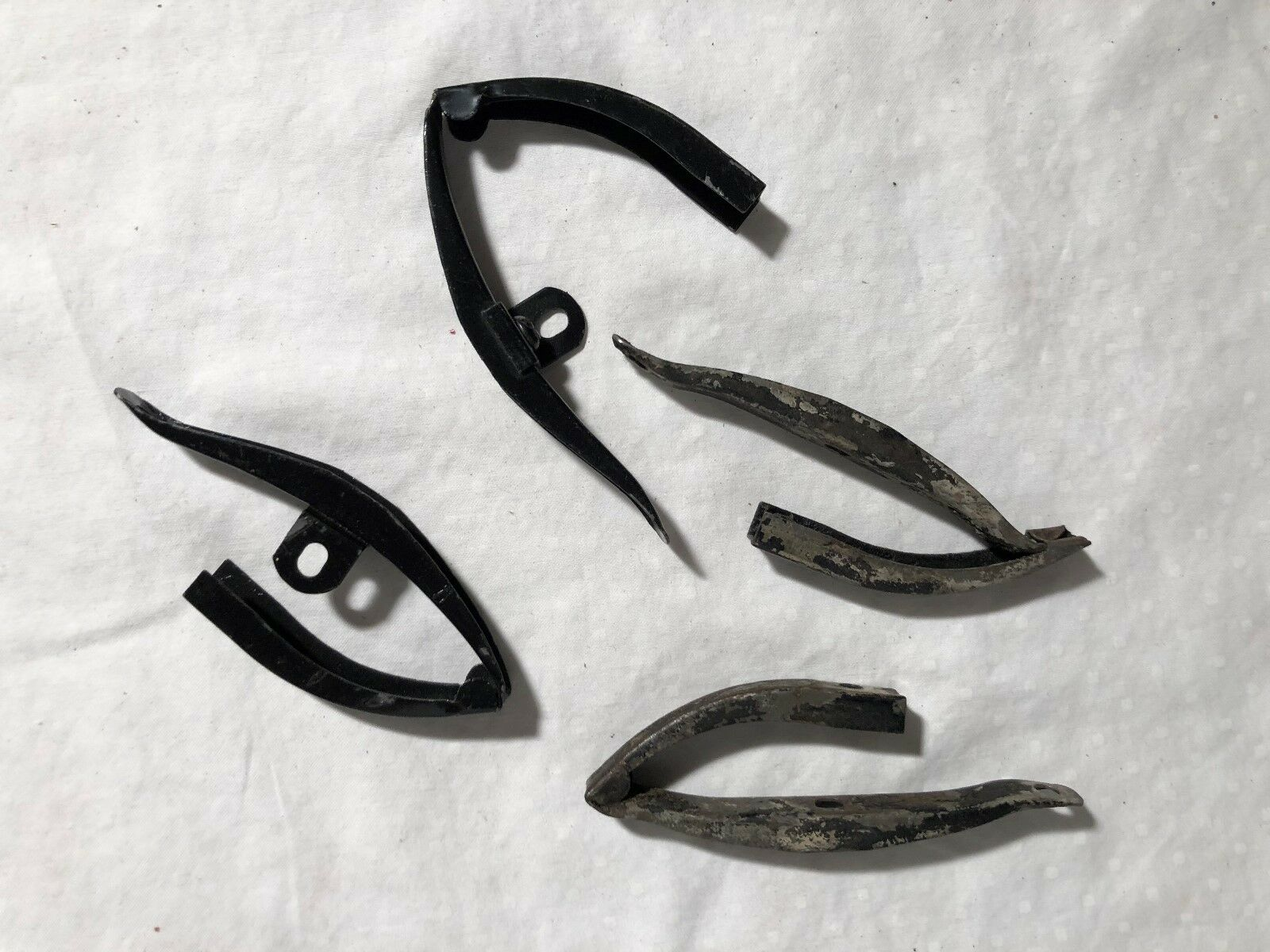 Structo Toys Builders Series Original suspension springs  Set of 4