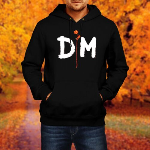MEN//|HERREN SWEATSHIRT Depeche mode 1 HOODED SWEAT HOODIE Kapuzenpullover