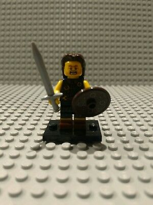 Lego Highlander Battler Series 6 Collectible Minifigure Set 8827 NEW