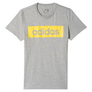 adidas essentials uomo's sport t shirt