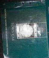 1998 LINCOLN TOWN CAR Electrical Wiring Diagram Service Shop Repair Manual EWD