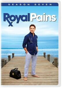 ROYAL PAINS TV SERIES COMPLETE SEASON SEVEN 7 New Sealed DVD