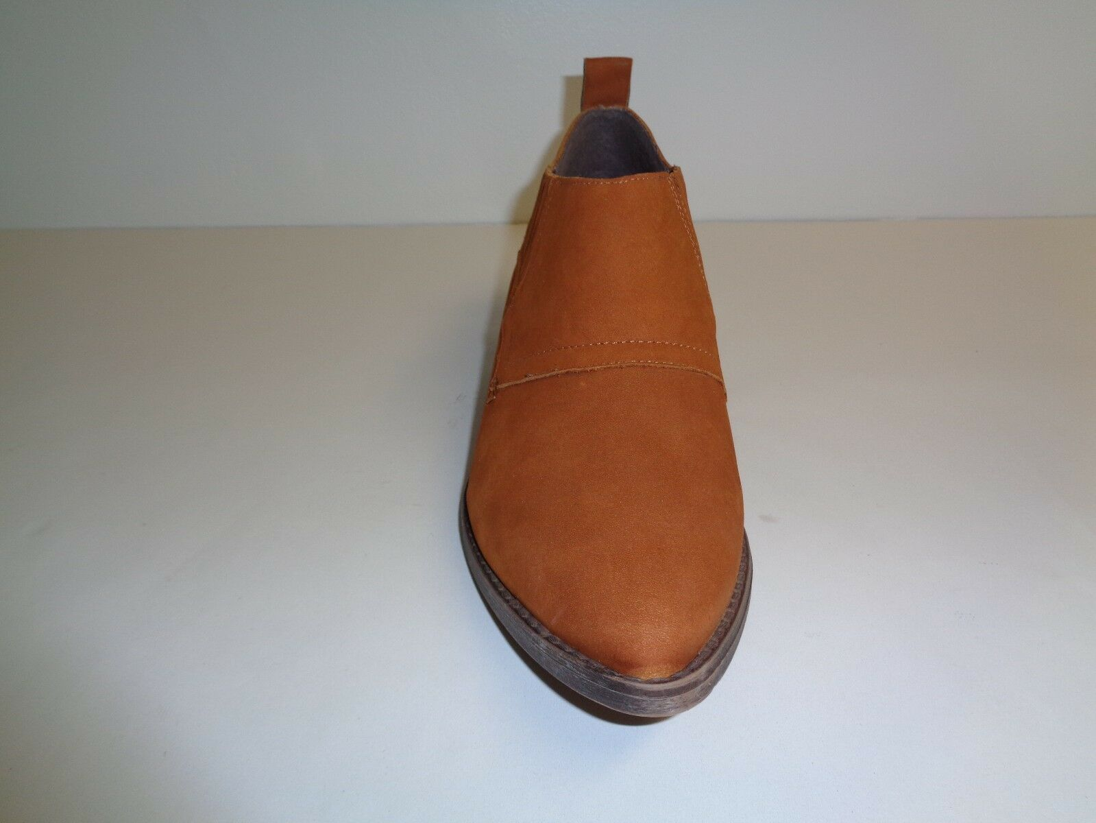 Steve Madden Size 10 M AUCKLAND Cognac Brown Chelsea Boots Boots Boots New Womens shoes b1a6e1