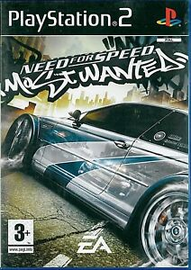 Details about Need for Speed Most Wanted Sony Playstation 2 PS2 3+ Racing  Game