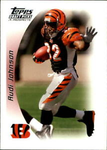 2005-Topps-Draft-Picks-and-Prospects-Football-Base-Singles-Pick-Your-Cards