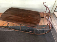 Antique Cutter Sleigh Kijiji In