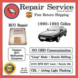 Details about ✅ ECU ECM BCM Computer REPAIR   Toyota Celica 1990 1991 1992  1993   90 91 92 93