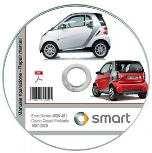 smart fortwo 450 451 1997 2015 workshop manual workshop manual ebay rh ebay ie smart fortwo 450 service manual download smart fortwo 450 and 451 workshop repair service manual