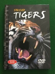 Natural-Killers-DVD-Swamp-Tigers-With-Illustrated-Book