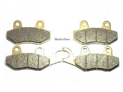 Brake Pads FITS KAWASAKI BAYOU 400 KLF400 4x4 1993-1999 Front Brakes