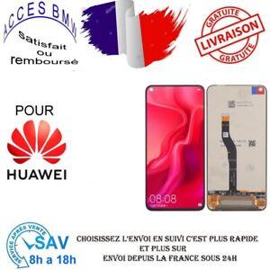 Pour-Huawei-Honor-View-20-Noir-Ecran-LCD-Vitre-Tactile-Remplacement-Outils