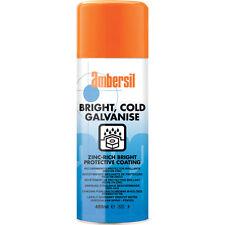 AMBERSIL - 190011500 - COLD GALVANISING SPRAY BRIGHT 400ML