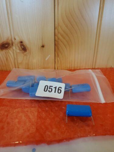 22NF 22n 22000NF 600V Blue drop Metal Film Capacitor ROHS B32614A2223J lot of 10