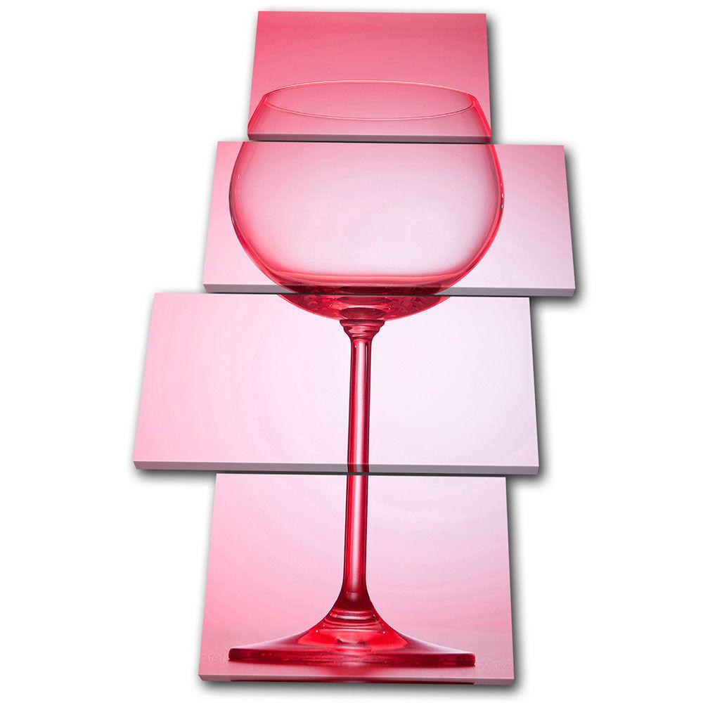 Food Food Food Kitchen Wine Glass MULTI TELA parete arte foto stampa 26a091