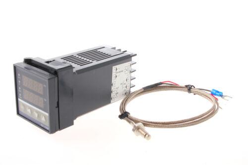 K Probe PID Digital Temperature Control Controller Thermocouple REX-C100