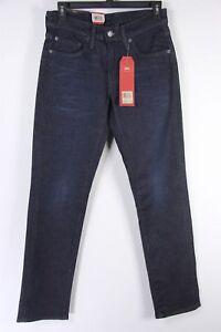 NEU-Levis-511-Jeans-Slim-Fit-28-x-30-Dark-Denim-Herren