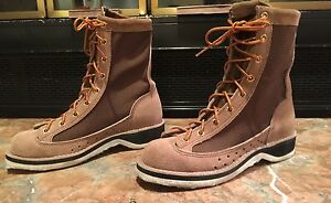 Danner Boots River Gripper Wading Fishing Felt Sole Traction Sz 6 ...