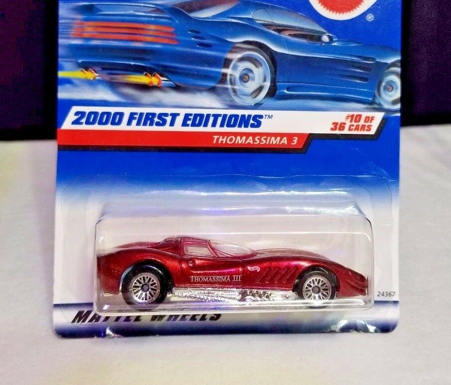 Hot Wheels 2000 First First First Edition set of 22 c81642