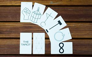 THE-TAROT-The-most-minimalism-tarot-ever-Deck-78-Cards