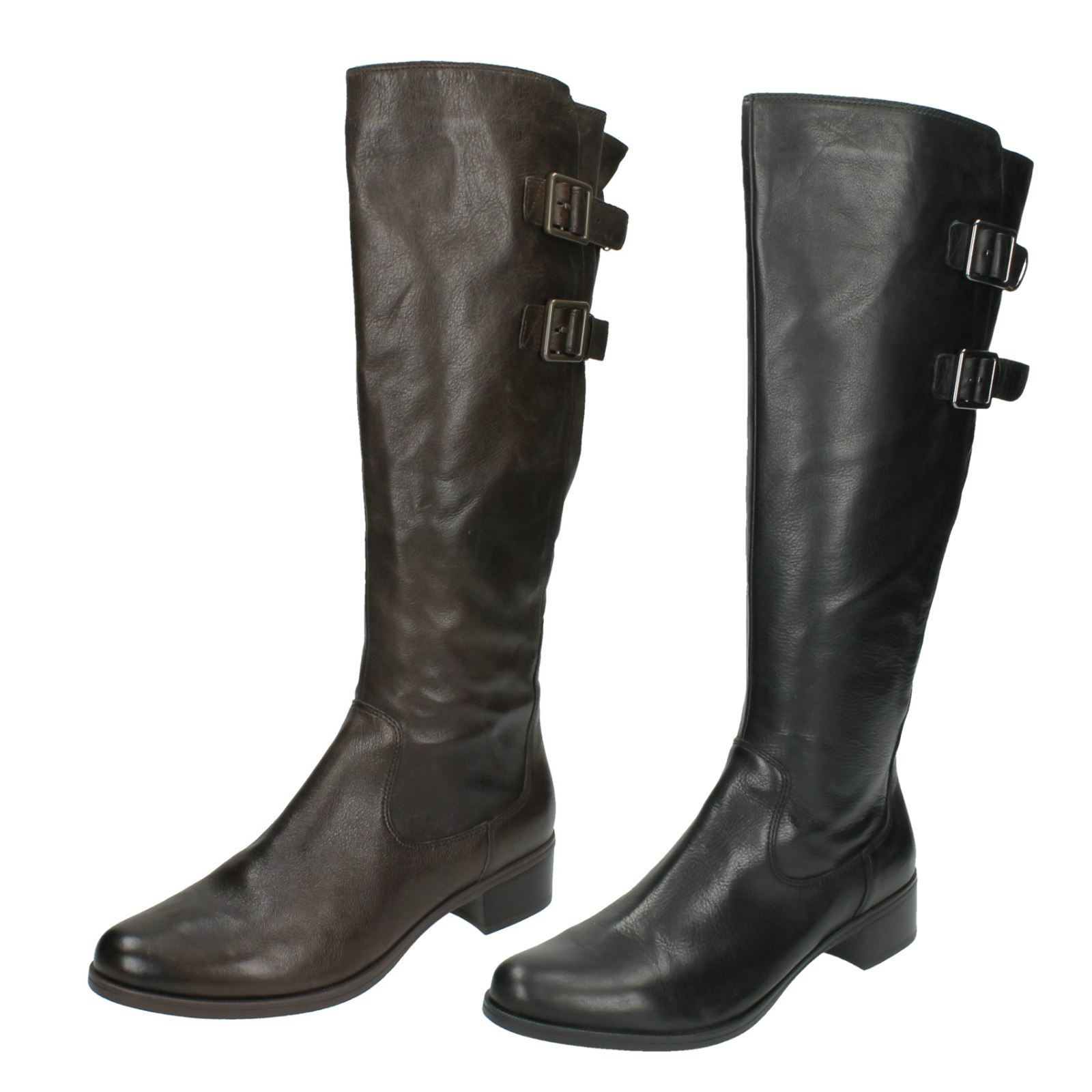 Ladies Clarks Knee High Boots