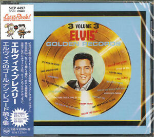 ELVIS-PRESLEY-ELVIS-039-GOLDEN-RECORDS-VOLUME-3-JAPAN-CD-BONUS-TRACK-Ltd-Ed-B63