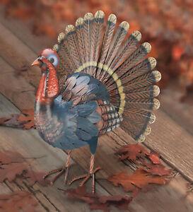 Garden Decor Bird Statuary - Turkey