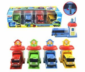 4Pcs-Set-The-Little-Bus-TAYO-Friends-Special-Car-Toy-Tayo-Rogi-Gani-Rani-Gift-AU