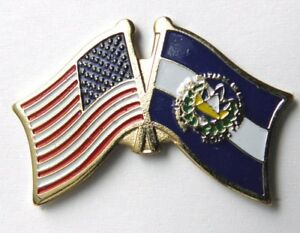 Image Is Loading EL SALVADOR NATIONAL COUNTRY WORLD FLAG COMBO LAPEL