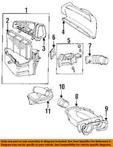 Lexus TOYOTA OEM 95-97 GS300 Engine-Air Cleaner Filter Element 1780150020 |  eBayeBay