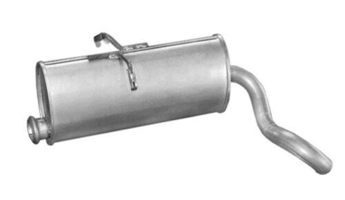 Kit 2000 1.4 /& 1.6 Typ 5F /& 5  ab Bj Abgasanlage Auspuff Peugeot Partner 1.1