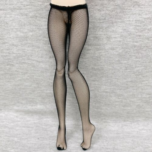 Ever After High First Chapter Replacement Tights Black Fishnet Stockings