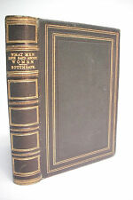1866 First Edition WHAT MEN HAVE SAID ABOUT WOMAN*Beautiful Leather*Poetry*Poems