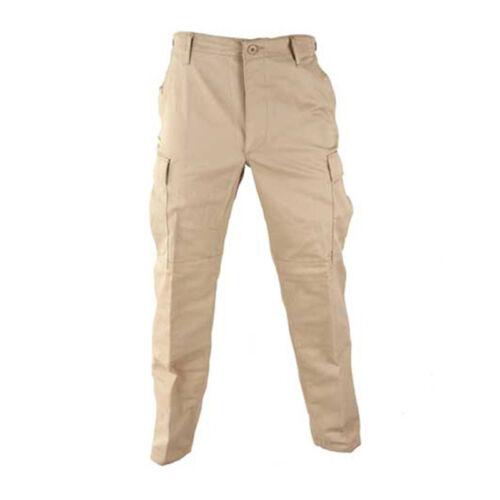 Core Prop  BDU Trouser Button Fly 65 Cotton 35Poly Tactical Military Public