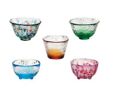 Cheap Price W/tra Tsugaru Biidoro Vydro Mini Glass Cup 5 Different Aderia Japan Home & Garden Kitchen, Dining & Bar